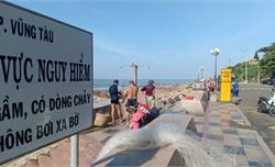 Công an vào cuộc vụ 2 cháu bé chết bất thường ở biển Vũng Tàu