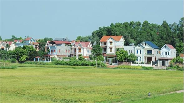 Khởi sắc bức tranh nông thôn mới Lạng Giang