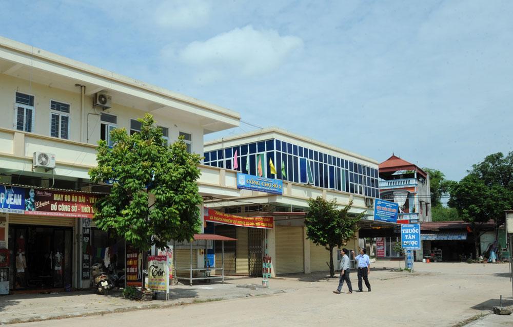 Nông thôn mới, huyện Lạng Giang, Nông thôn mới Lạng Giang