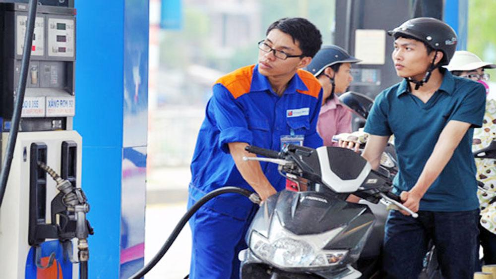 Giá xăng, tăng từ 15 giờ chiều nay, Liên bộ Tài chính - Công Thương