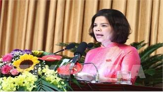 Bắc Ninh có nữ Chủ tịch UBND tỉnh đầu tiên từ khi thành lập tỉnh