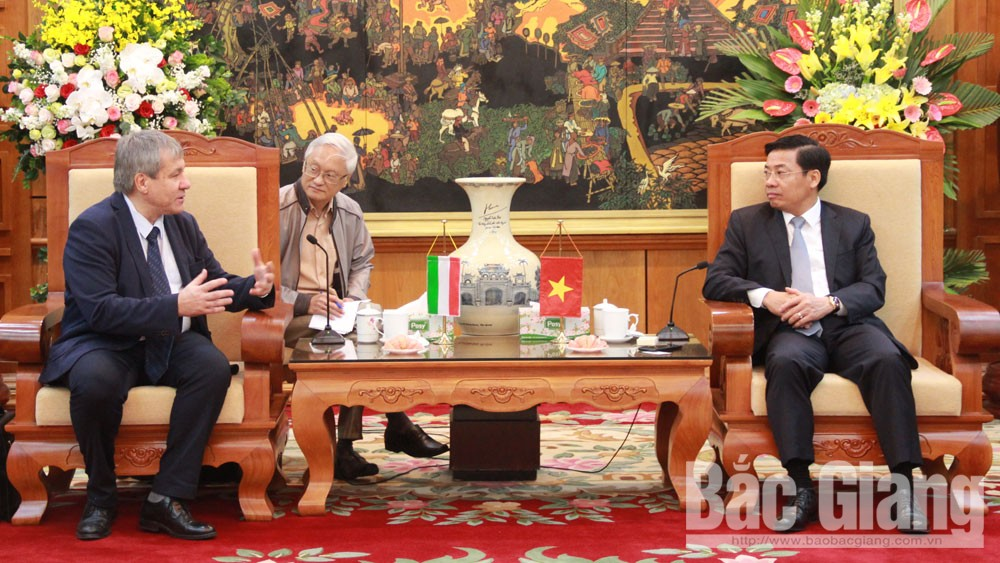 PPC Chairman Duong Van Thai receives delegation of Hungarian Embassy to Vietnam