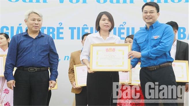 Bac Giang honors 27 outstanding young teachers