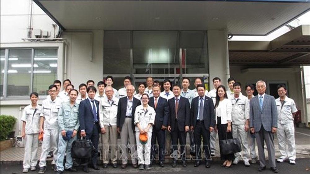 Vietnam leads in number of Japanese new working visa holders
