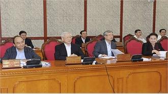 Bộ Chính trị cho ý kiến Đề án tổng kết 10 năm xây dựng, phát triển tỉnh Thừa Thiên Huế và thành phố Buôn Ma Thuột
