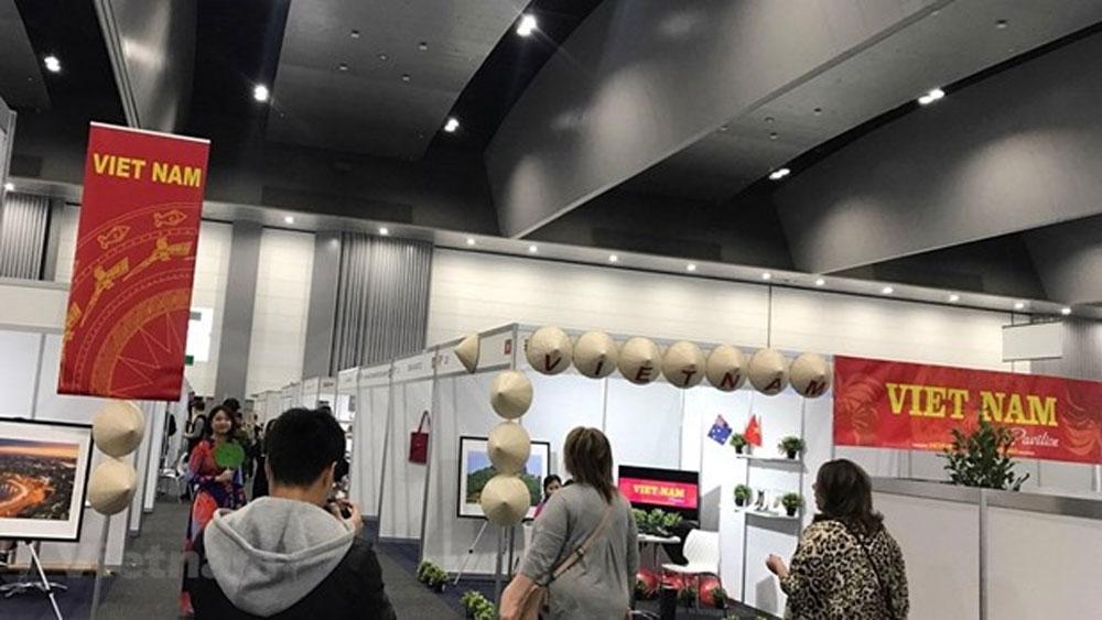 Vietnam's leather, footwear lauded at int'l fair in Australia