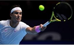 Nadal dừng bước tại vòng bảng ATP Finals
