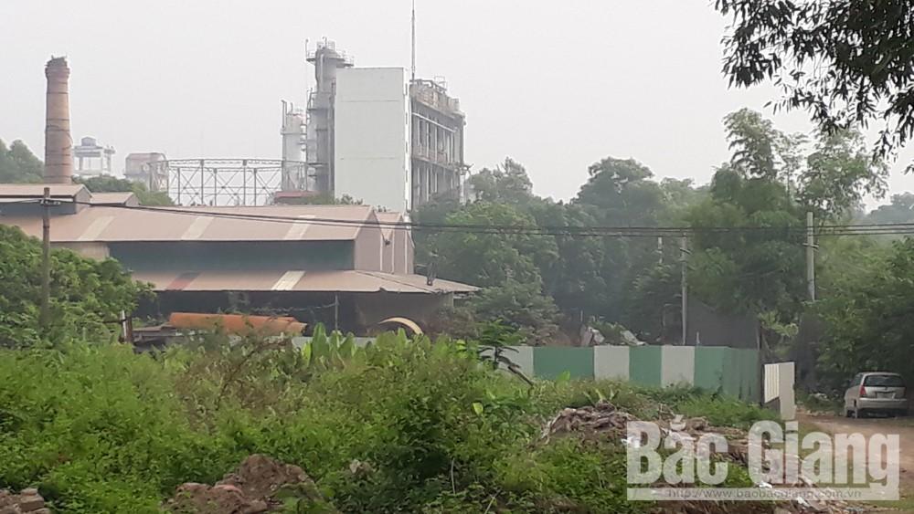 Thọ Xương, Bắc Giang, vi phạm, môi trường