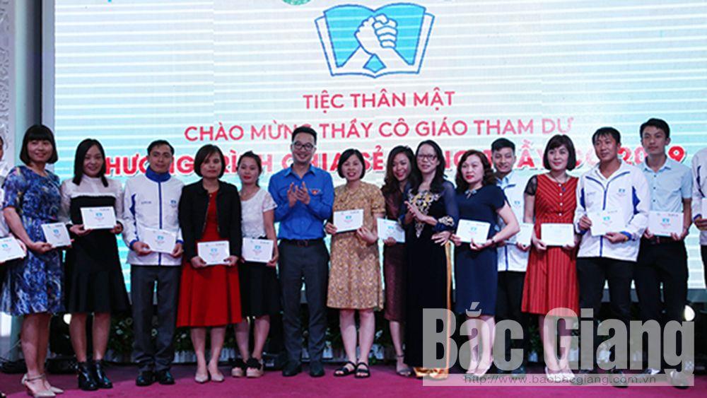 Bắc Giang, Chia sẻ cùng thầy cô, ngày nhà giáo việt nam, thầy giáo Bùi Thanh Tuấn, giáo viên dạy học sinh dân tộc thiểu số