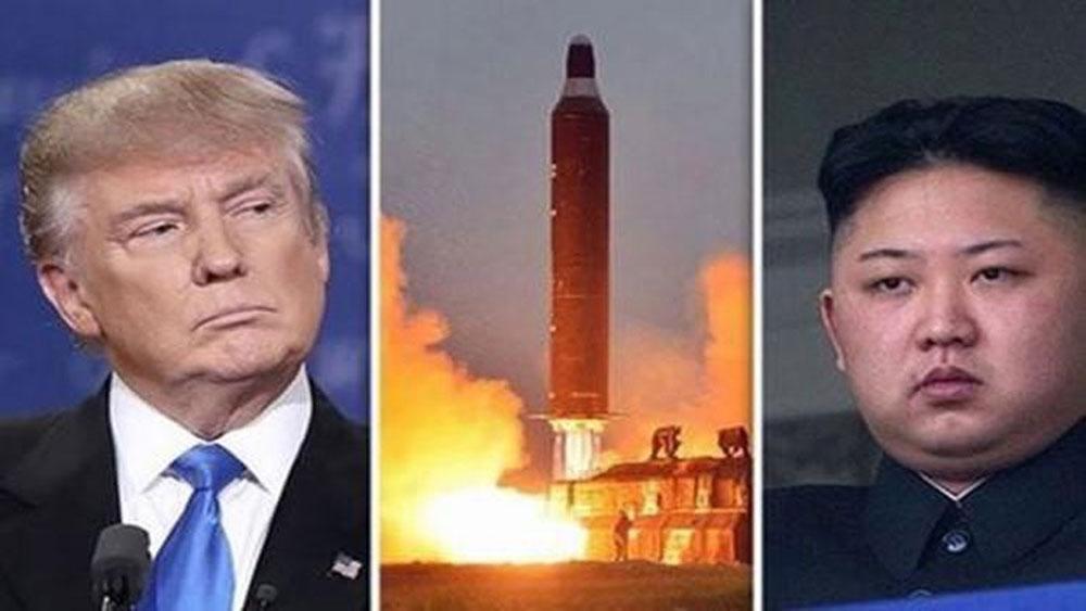 Mỹ, đánh giá cơ hội ngoại giao, Triều Tiên, thu hẹp