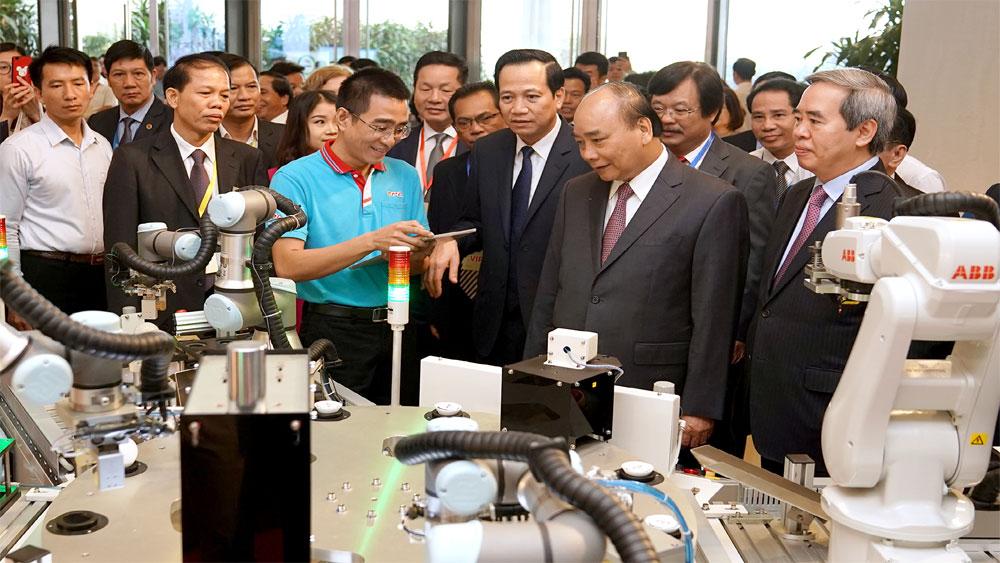 Thủ tướng, chủ trì, Diễn đàn quốc gia, Nâng tầm kỹ năng lao động Việt Nam