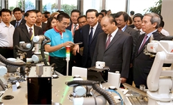 """Thủ tướng chủ trì Diễn đàn quốc gia """"Nâng tầm kỹ năng lao động Việt Nam"""""""