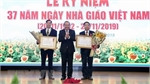 Deputy PM congratulates teachers of Vietnam National University of Agriculture
