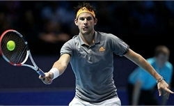 Thiem lần đầu vào chung kết ATP Finals