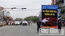 Bắc Giang: Hàng nghìn lái xe tưởng niệm các nạn nhân tử vong do tai nạn giao thông