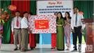 Thôn Đồng Sen (Tân Yên) đạt khu dân cư văn hóa điển hình sáng, xanh, sạch, đẹp
