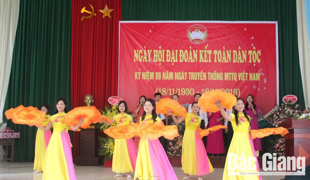 Yên Thế, Đồng Quán, Bố Hạ, đoàn kết, dân tộc,  Thượng tá Nguyễn Quốc Toản, Giám đốc Công an tỉnh Bắc Giang