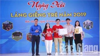 Ngày hội Láng giềng trẻ tại TP Bắc Giang