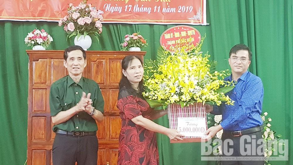 Ngày hội đoàn kết, TP Bắc Giang, Bắc Giang