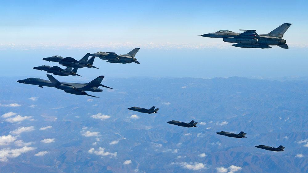 Hàn Quốc, Mỹ, hoãn tập trận không quân , thúc đẩy , nỗ lực ngoại giao với Triều Tiên