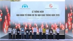 Requiem for victims of traffic accidents in Vietnam