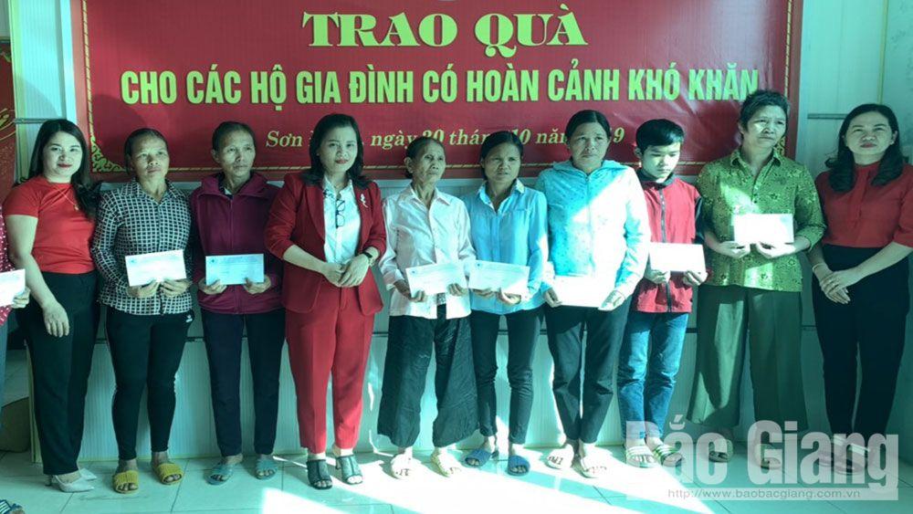 ngày hội đại đoàn kết dân tộc, Bắc Giang, vì người nghèo,