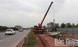 Hoàn thiện hạ tầng giao thông khu công nghiệp: Giúp công nhân đi lại an toàn