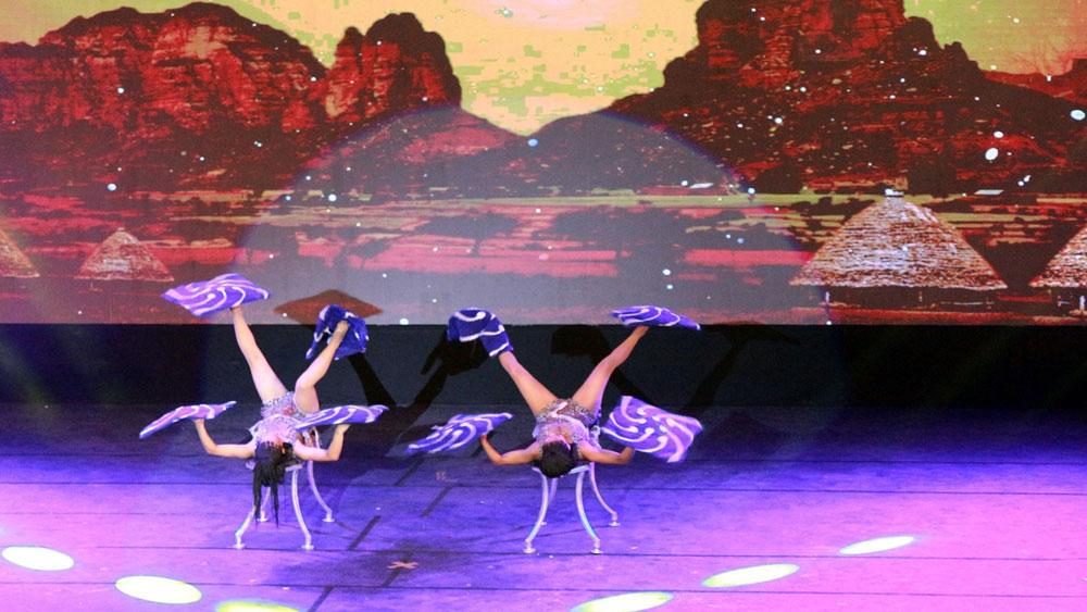 Bế mạc, Liên hoan Xiếc thế giới tại Hạ Long