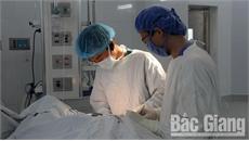 Từ nay đến 2025, tiếp tục mở rộng quy mô, nâng cấp bệnh viện đa khoa, chuyên khoa