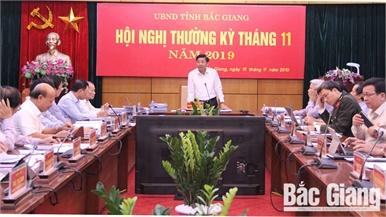 Chủ tịch UBND tỉnh Dương Văn Thái: Rà soát các chỉ tiêu KT-XH, phấn đấu đạt và vượt kế hoạch đề ra