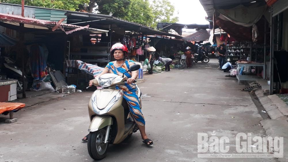 chợ Hòa Yên, Bắc Giang, nhà vệ sinh