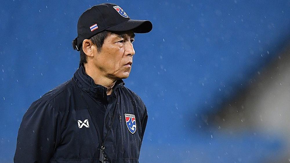 Đội tuyển Thái Lan, Akira Nishino, HLV Nishino, đội tuyển Việt Nam, vòng loại World Cup
