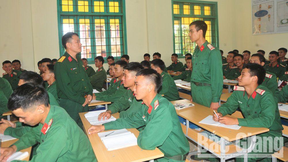 Quân đoàn 2, Bắc Giang, bộ đội, quân đội, sư đoàn 3,