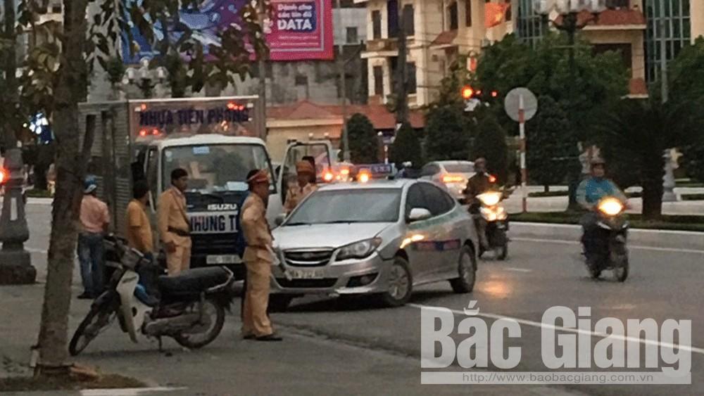Tai nạn giao thông, Bắc Giang,