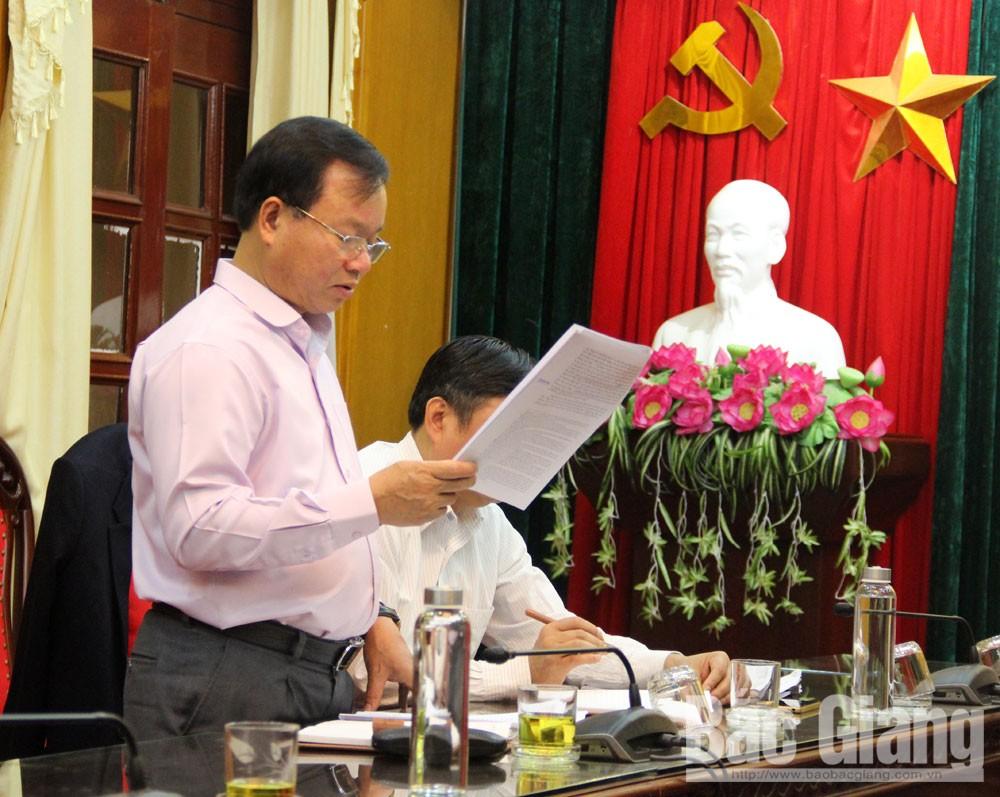 Ban Pháp chế HĐND tỉnh, thẩm tra, báo cáo, Đặng Hồng Chiến