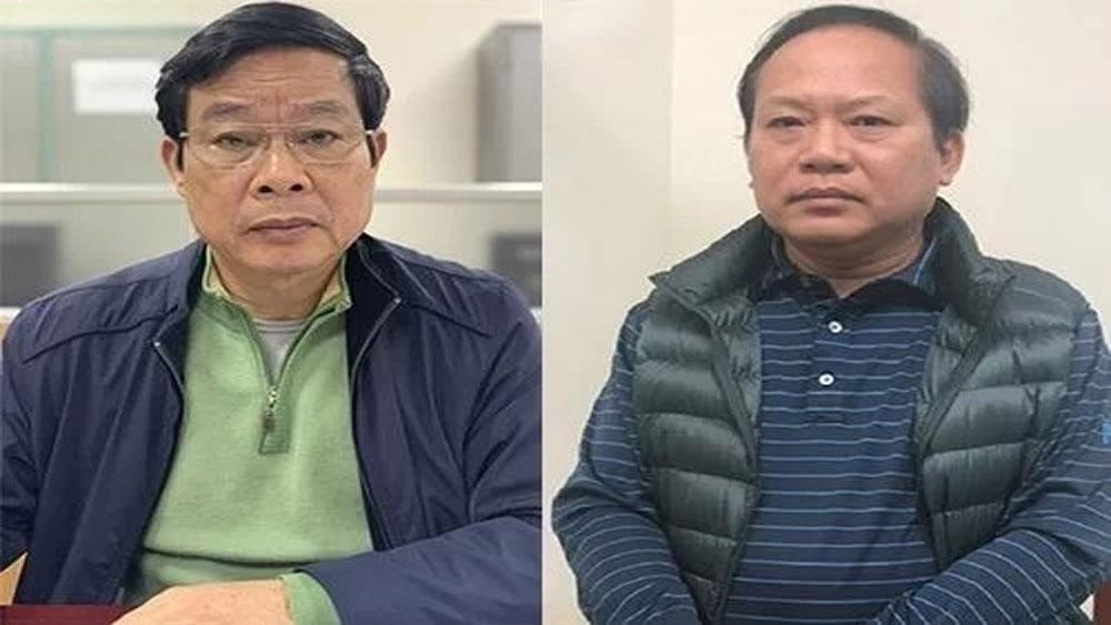 Vụ MobiFone mua AVG, ngày 16-12, xét xử, hai nguyên Bộ trưởng, 12 đồng phạm
