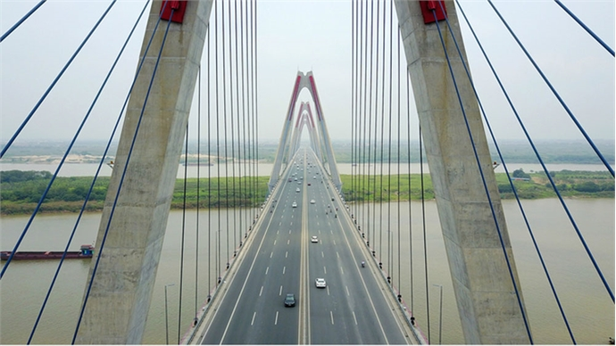 Five Vietnamese bridges that have become global attractions