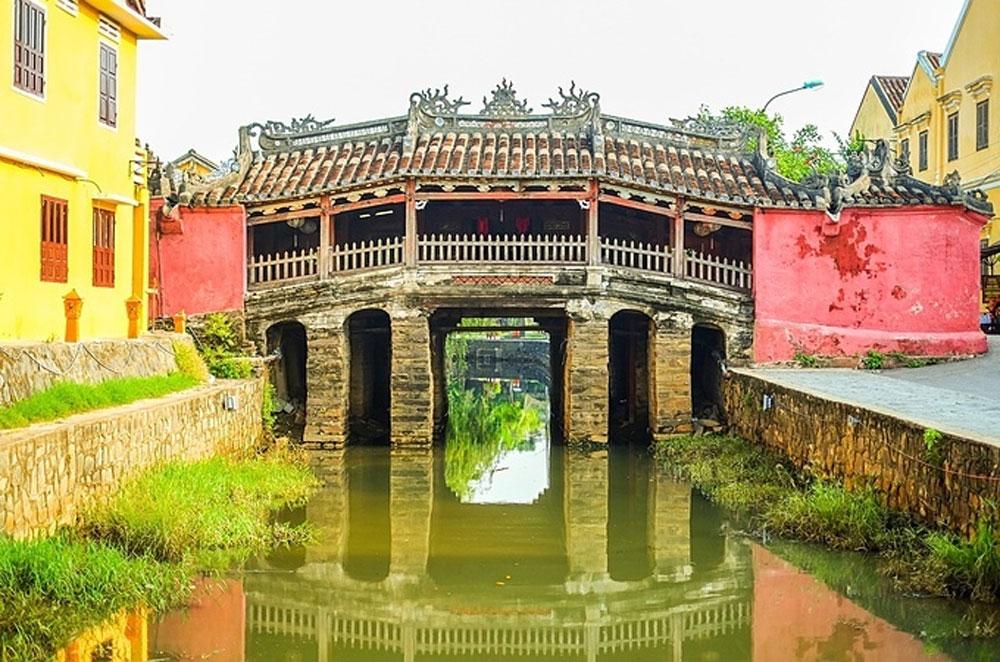 Five Vietnamese bridges, global attractions,  tourism map, Nhat Tan Bridge, Long Bien Bridge, Golden Bridge, Dragon Bridge, Pagoda Bridge
