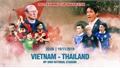 TRỰC TIẾP ĐT Việt Nam 0 - 0 Thái Lan: Văn Lâm cản phá thành công quả 11m