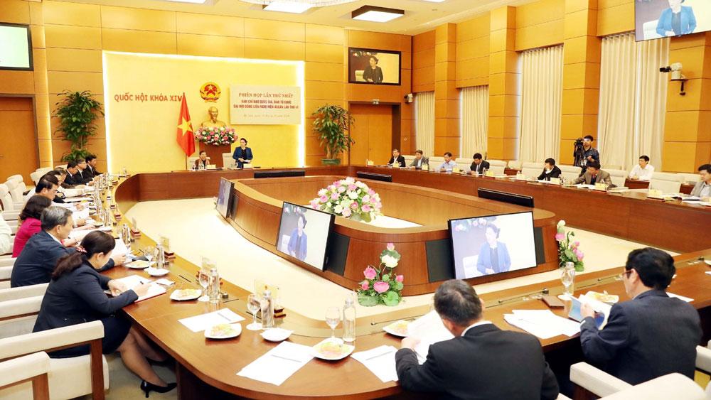 Chủ tịch Quốc hội Nguyễn Thị Kim Ngân, chủ trì, Phiên họp lần thứ nhất, Ban Chỉ đạo quốc gia, Ban Tổ chức AIPA 41