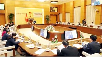 Chủ tịch Quốc hội Nguyễn Thị Kim Ngân chủ trì phiên họp lần thứ nhất Ban Chỉ đạo quốc gia, Ban Tổ chức AIPA 41