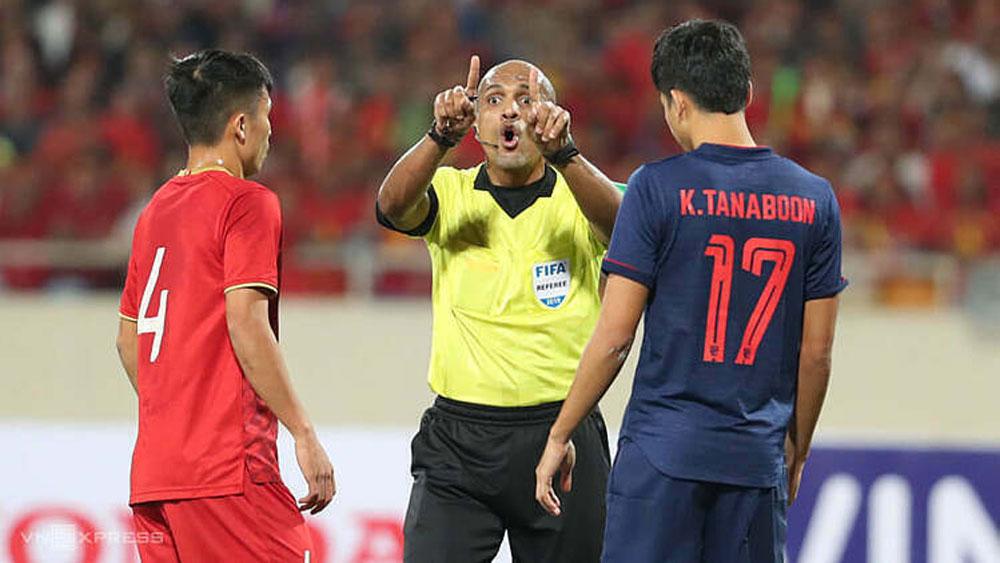 Đội tuyển Việt Nam, Việt Nam - Thái Lan, vòng loại World Cup, trọng tài Al-Kaf