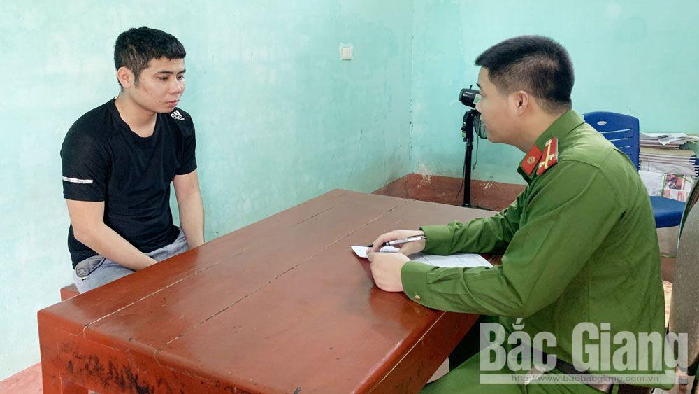 Bảo kê, tội phạm bảo kê, vay nặng lãi, tỉnh Bắc Giang