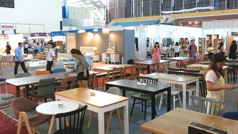 Annual furniture fair, targets domestic market,