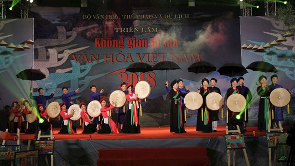 Cultural heritage - tourism festival, wide activities, the Vietnam Cultural Heritage Day