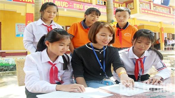 Bắc Giang xây dựng đội ngũ nhà giáo và cán bộ quản lý đáp ứng yêu cầu đổi mới