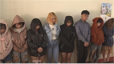 Nhóm 8 thanh niên tổ chức tiệc sinh nhật bằng ma túy