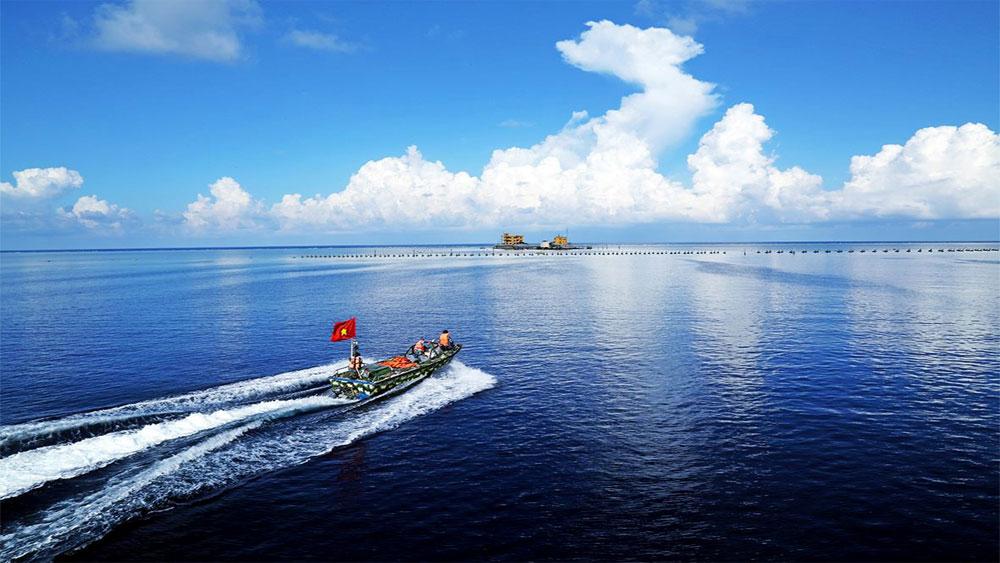 Đàm phán vòng XIII, Nhóm công tác về hợp tác, lĩnh vực ít nhạy cảm, biển Việt Nam -Trung Quốc