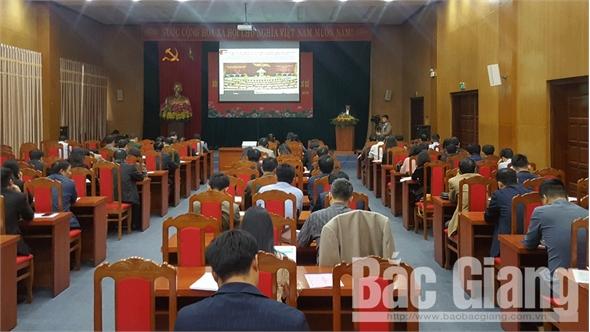Bắc Giang: Nâng cao kỹ năng cho cán bộ làm công tác dân vận