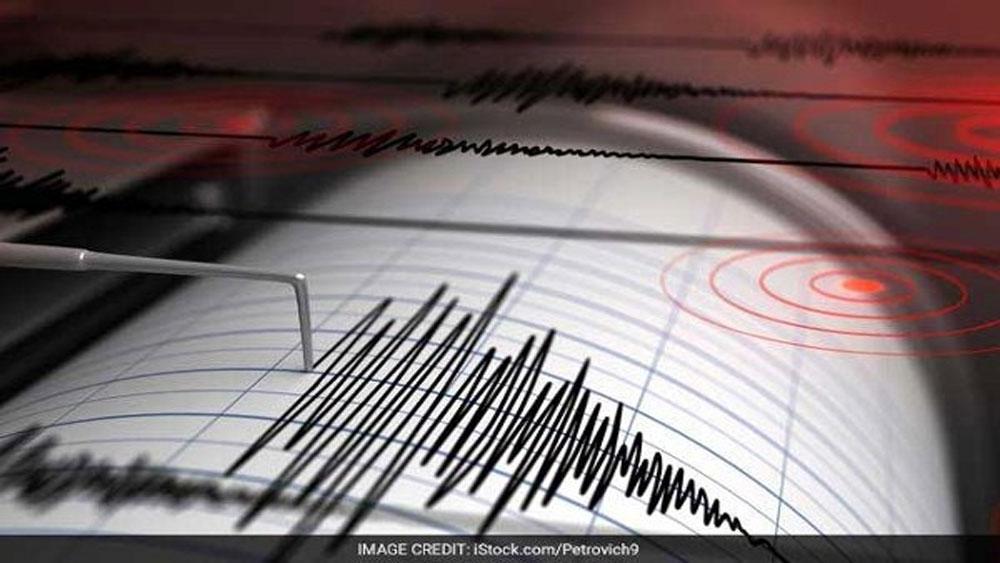 Xác nhận, rung lắc tại Hà Nội, dư chấn, trận động đất tại Lào